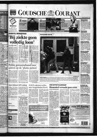 Goudsche Courant 1999-04-28