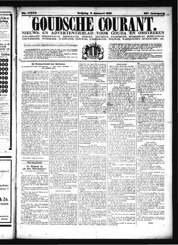 Goudsche Courant 1931-01-09