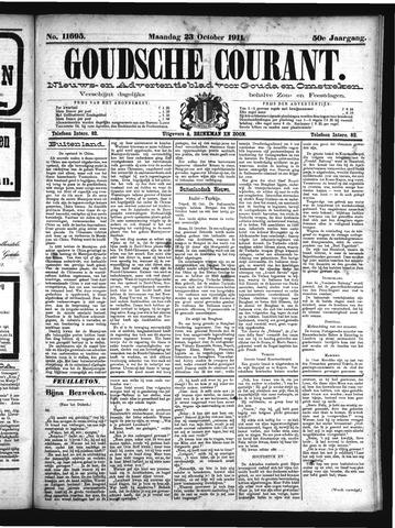 Goudsche Courant 1911-10-23