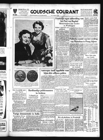 Goudsche Courant 1956-01-28