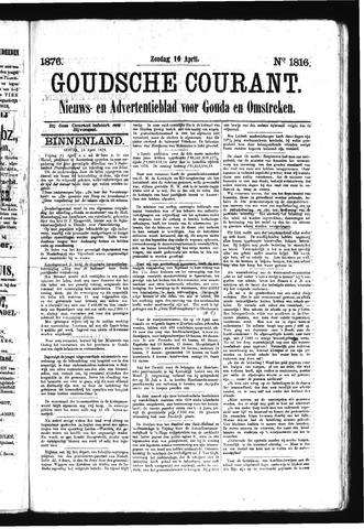 Goudsche Courant 1876-04-16