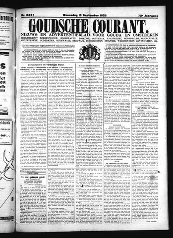 Goudsche Courant 1933-09-13