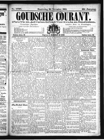 Goudsche Courant 1911-11-30