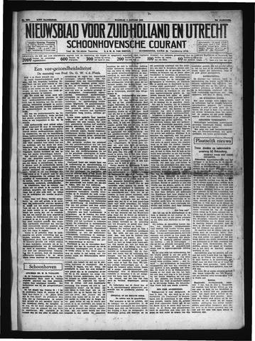 Schoonhovensche Courant 1938-01-03