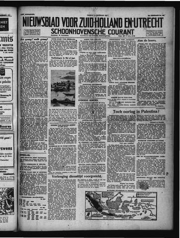 Schoonhovensche Courant 1947-12-19