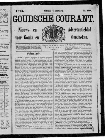Goudsche Courant 1863-01-04