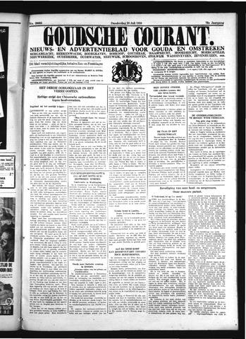 Goudsche Courant 1939-07-20