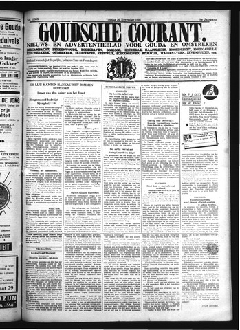 Goudsche Courant 1937-11-26