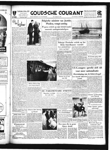 Goudsche Courant 1952-09-04