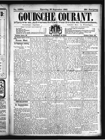 Goudsche Courant 1911-09-16