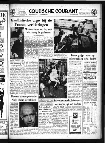 Goudsche Courant 1962-11-19