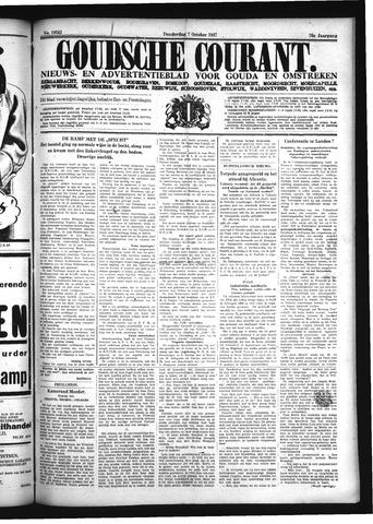 Goudsche Courant 1937-10-07