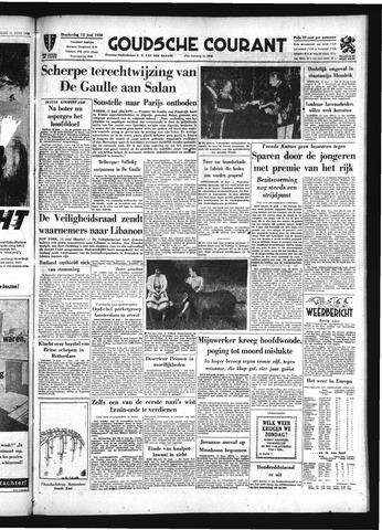 Goudsche Courant 1958-06-12