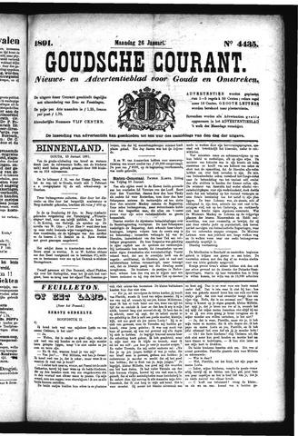 Goudsche Courant 1891-01-26