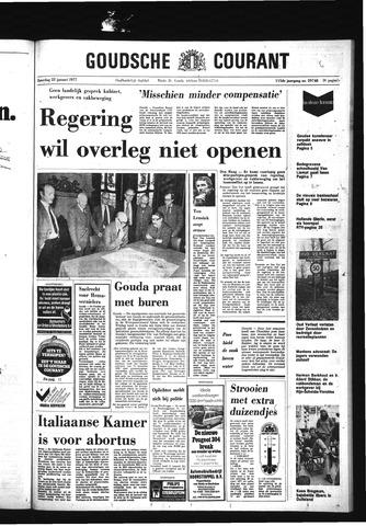 Goudsche Courant 1977-01-22