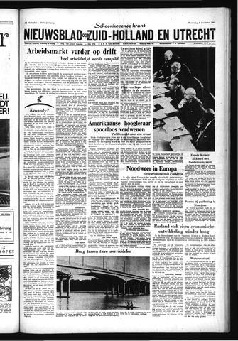 Schoonhovensche Courant 1965-12-08