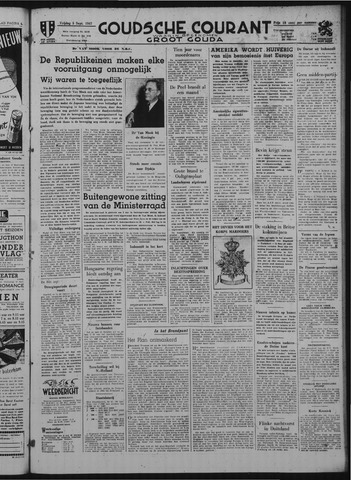Goudsche Courant 1947-09-05