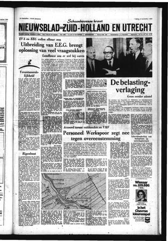 Schoonhovensche Courant 1969-11-14