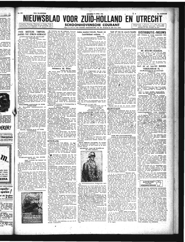 Schoonhovensche Courant 1943-04-16