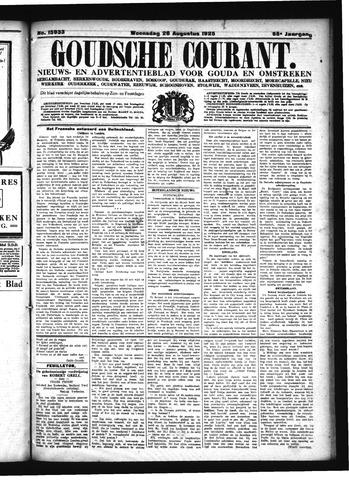 Goudsche Courant 1925-08-26