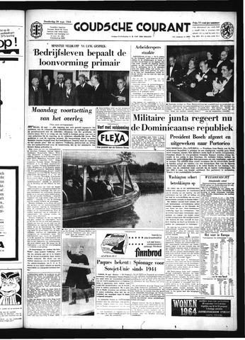 Goudsche Courant 1963-09-26