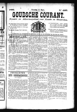 Goudsche Courant 1890-03-12