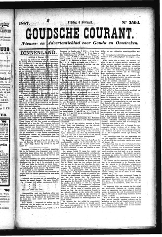 Goudsche Courant 1887-02-04