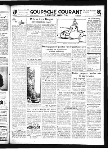 Goudsche Courant 1949-09-03