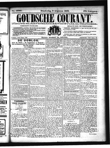Goudsche Courant 1918-08-08