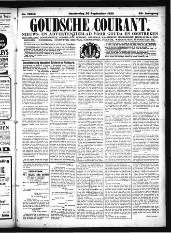 Goudsche Courant 1923-09-20