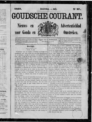 Goudsche Courant 1862-07-05
