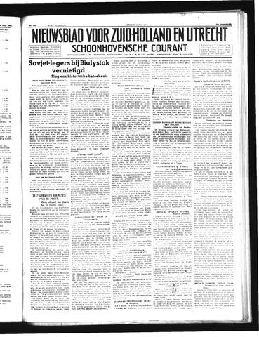 Schoonhovensche Courant 1941-07-04