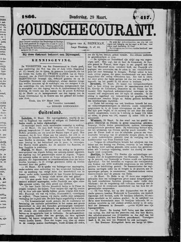 Goudsche Courant 1866-03-29