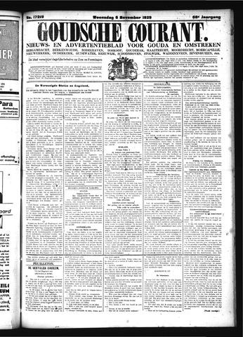 Goudsche Courant 1929-11-06