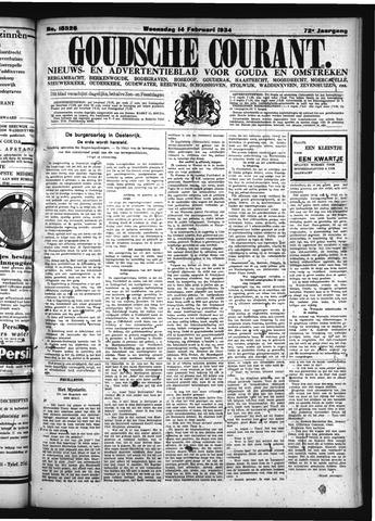 Goudsche Courant 1934-02-14