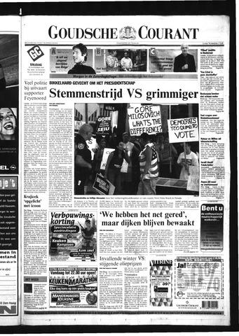 Goudsche Courant 2000-11-10