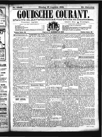 Goudsche Courant 1912-08-13