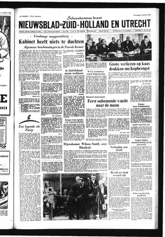 Schoonhovensche Courant 1968-10-09