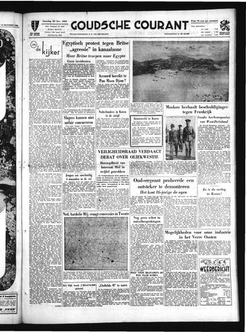 Goudsche Courant 1951-10-20