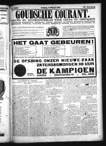 Goudsche Courant 1935-03-08