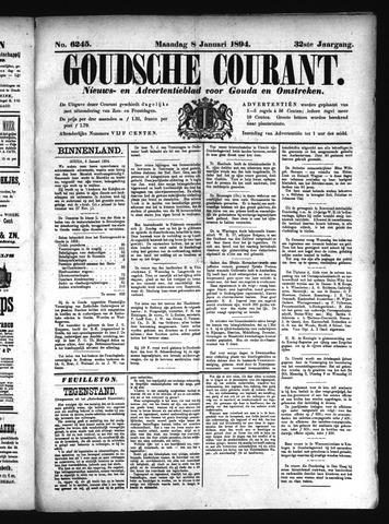 Goudsche Courant 1894-01-08