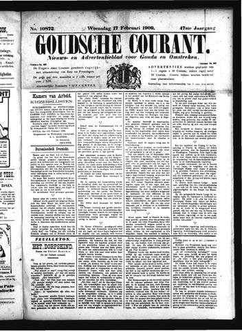 Goudsche Courant 1909-02-17
