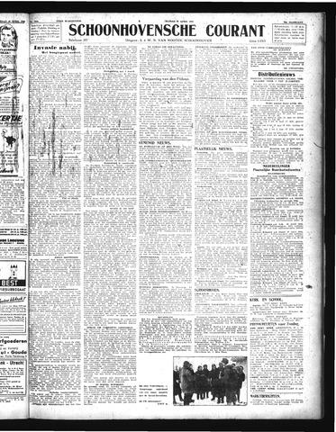 Schoonhovensche Courant 1944-04-21