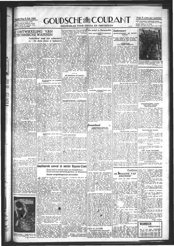 Goudsche Courant 1944-07-06