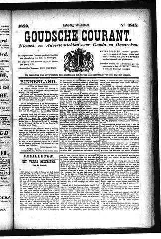Goudsche Courant 1889-01-19
