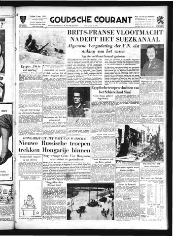Goudsche Courant 1956-11-02