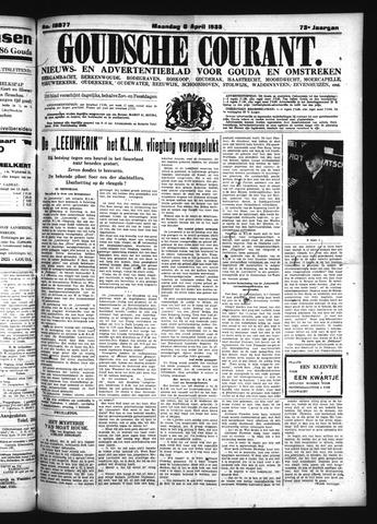 Goudsche Courant 1935-04-08