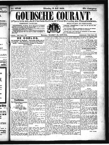 Goudsche Courant 1918-07-09