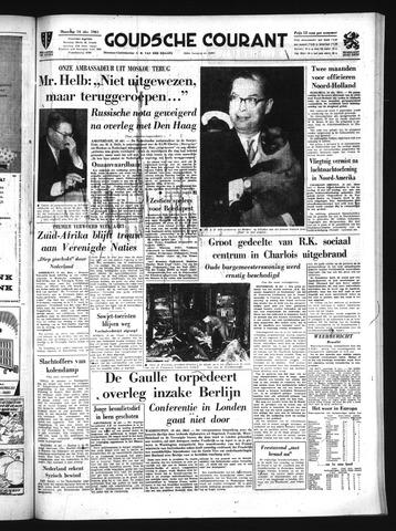 Goudsche Courant 1961-10-16