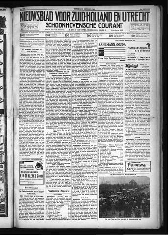 Schoonhovensche Courant 1931-12-02